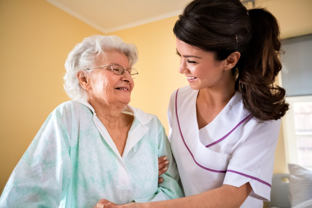 Consider Homecare For an Aging Loved One