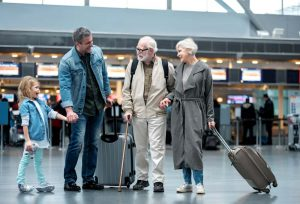 Tips For Summer Vacation and Travel With Seniors