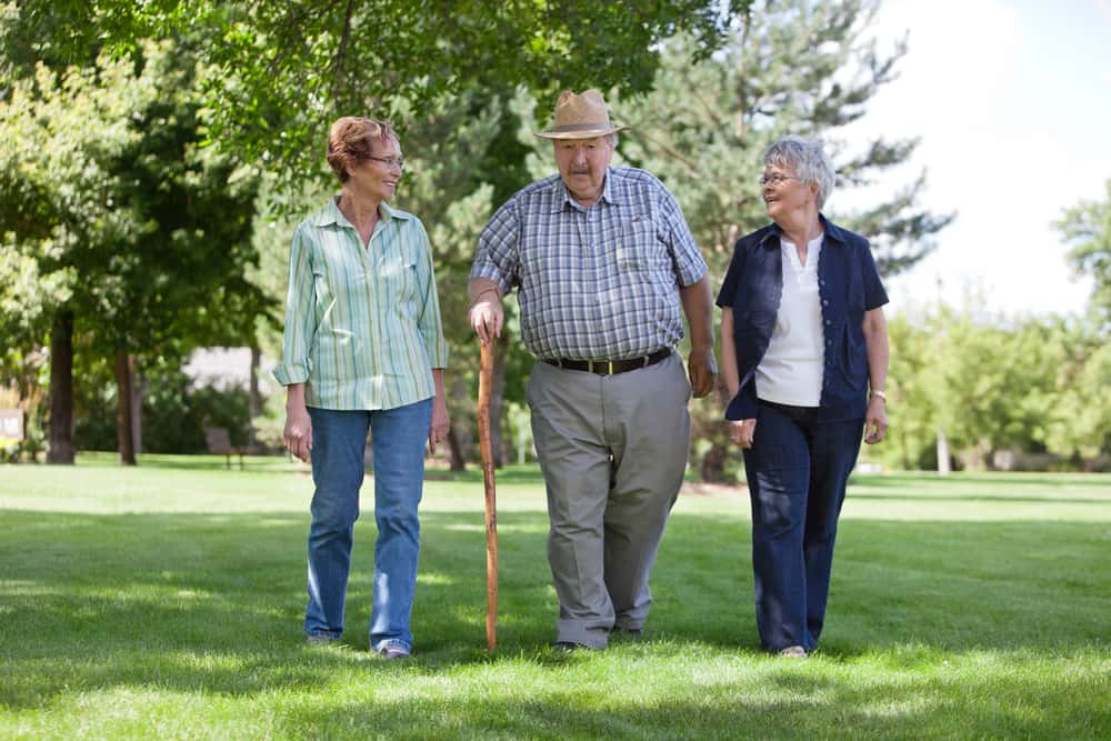 Safe Ways To Keep Seniors Active During Summer