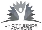 Unicity Senior Advisors Logo